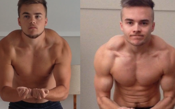 My fat loss phase